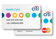 Health Card Financial Option
