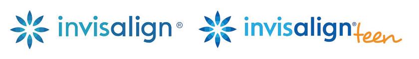 invisalign and invisalign teen logo Miami